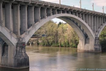4 22 19 Million Dollar Bridge & Palatine Park Fairmont WV (12 of 19)