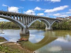 4 22 19 Million Dollar Bridge & Palatine Park Fairmont WV (18 of 19)