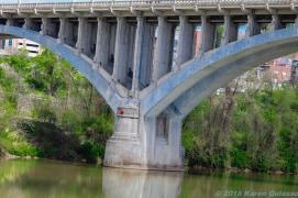 4 22 19 Million Dollar Bridge & Palatine Park Fairmont WV (5 of 19)