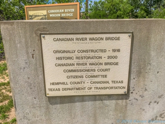 4 28 19 Canadian River Wagon Bridge Canadian TX #3 (10 of 12)