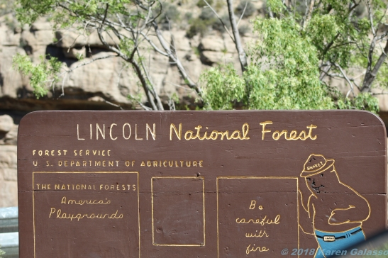 5 1 19 Lincoln National Forest Alamogordo NM (1 of 6)