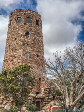 5 11 19 Desert View Watchtower South Rim Grand Canyon AZ (4 of 27)