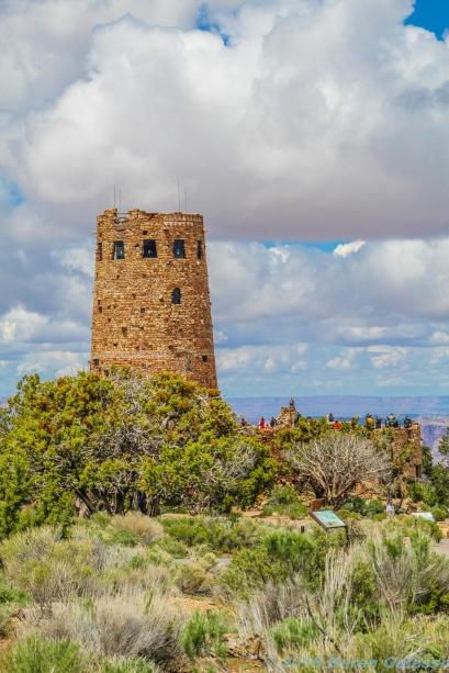 5 11 19 Desert View Watchtower & view #2 (1 of 4)