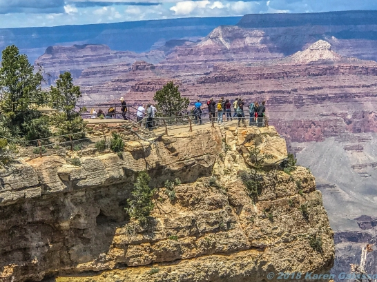 5 11 19 Mather Point & View South Rim Grand Canyon AZ #2 (11 of 21)