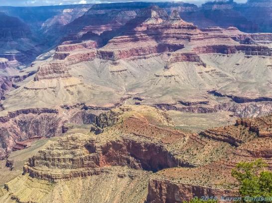 5 11 19 Mather Point & View South Rim Grand Canyon AZ #2 (17 of 21)