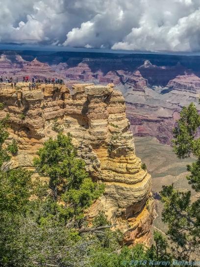 5 11 19 Mather Point & View South Rim Grand Canyon AZ #2 (2 of 21)