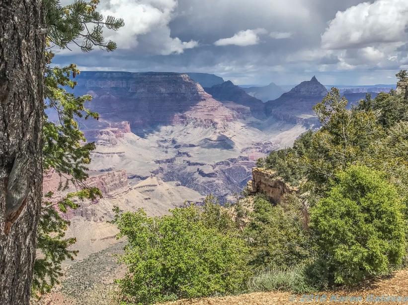 5 11 19 Mather Point & View South Rim Grand Canyon AZ #2 (21 of 21)