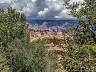 5 11 19 Mather Point & View South Rim Grand Canyon AZ #2 (5 of 21)