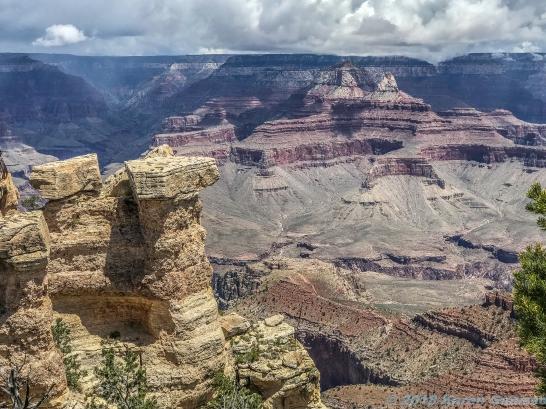 5 11 19 Mather Point & View South Rim Grand Canyon AZ #2 (6 of 21)