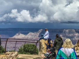 5 11 19 Mather Point & View South Rim Grand Canyon AZ #2 (8 of 21)