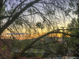 5 12 19 Doubletree Santa Fe NM balcony view (2 of 5)