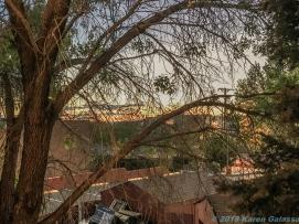 5 12 19 Doubletree Santa Fe NM balcony view (3 of 5)