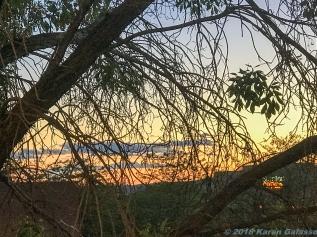 5 12 19 Doubletree Santa Fe NM balcony view (4 of 5)