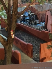 5 12 19 Doubletree Santa Fe NM balcony view (5 of 5)