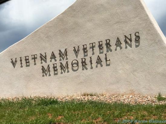 5 13 19 Vietnam Veterans War Memorial Angel Fire NM (1 of 9)