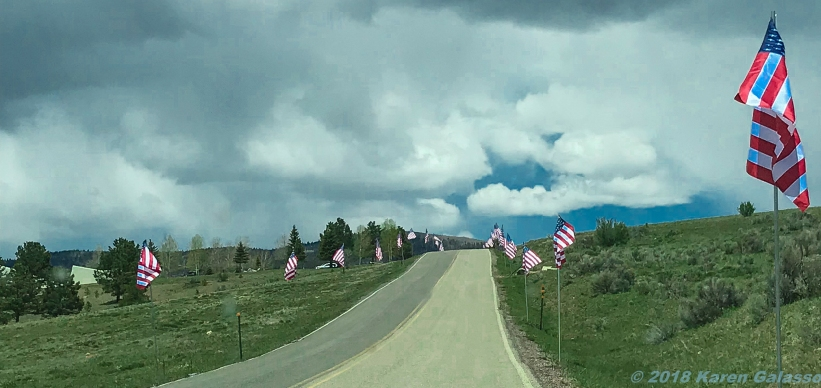 5 13 19 Vietnam Veterans War Memorial Angel Fire NM (4 of 9)