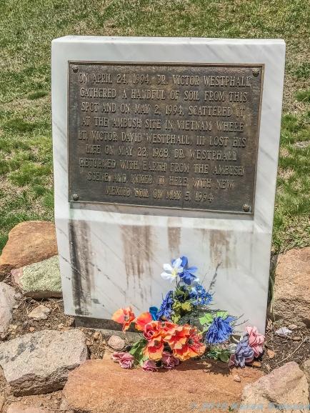 5 14 19 Vietnam Veteran's Memorial Angel Fire NM (12 of 44)