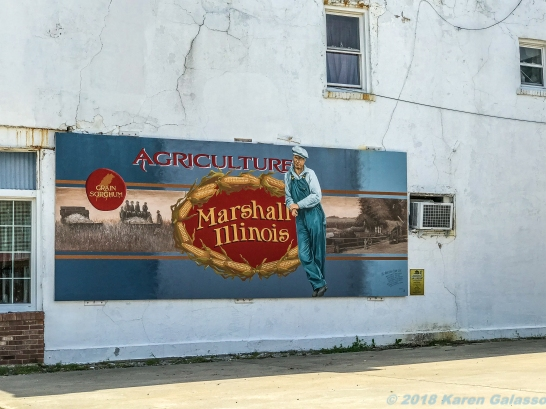 5 18 19 Marshall IL antique cars murals lions world's largest gavel We Are Marshall (1 of 30)