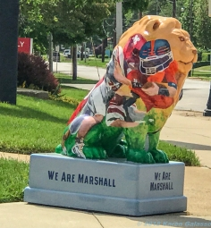 5 18 19 Marshall IL antique cars murals lions world's largest gavel We Are Marshall (18 of 30)