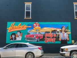 5 18 19 Marshall IL antique cars murals lions world's largest gavel We Are Marshall (4 of 30)