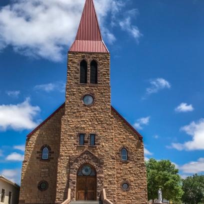 5 2 19 Santa Rosa De Lima Catholic Church Santa Rosa NM (3 of 3)