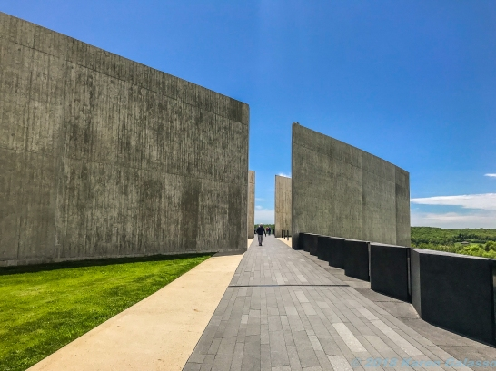 5 20 19 Flight 93 Memorial Shanksville PA (40 of 59)