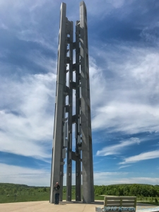 5 20 19 Tower of Voices Flight 93 Memorial Shanksville PA (12 of 14) (12)