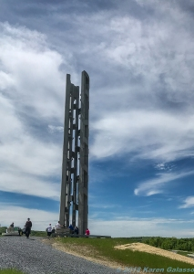 5 20 19 Tower of Voices Flight 93 Memorial Shanksville PA (12 of 14) (2)