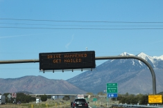 5 5 19 Driving around Flagstaff AZ (7 of 9)