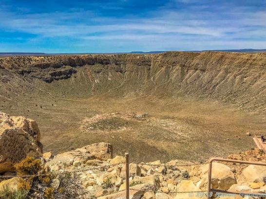 5 5 19 Meteor Crater National Landmark Williams AZ (11 of 15)