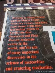 5 5 19 Meteor Crater National Landmark Williams AZ (2 of 15)