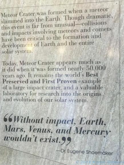 5 5 19 Meteor Crater National Landmark Williams AZ (5 of 15)