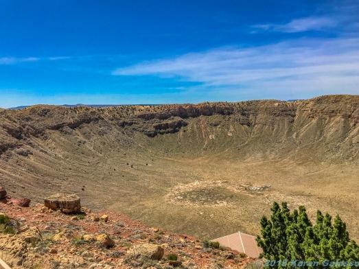 5 5 19 Meteor Crater National Landmark Williams AZ (9 of 15)