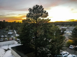 5 5 19 Sunset & Sunrise out my hotel room window Flagstaff AZ (1 of 1) (8)