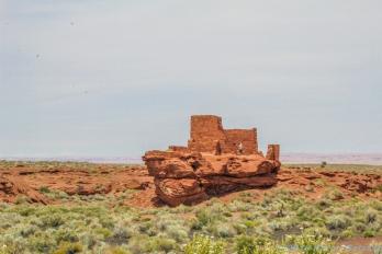 5 6 19 Wukoki Pueblo Coconino County, Arizona (1 of 3)