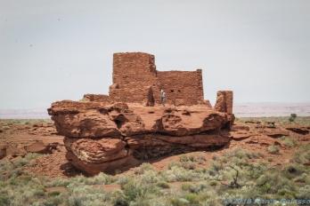 5 6 19 Wukoki Pueblo Coconino County, Arizona (2 of 3)