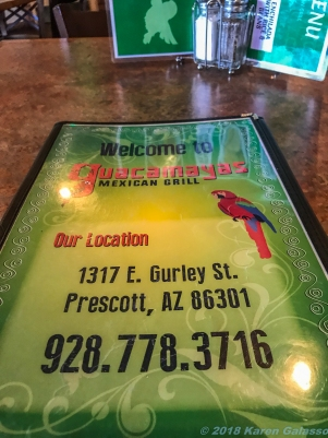 5 7 19 Guacamaya's Mexican Restraunt Prescott AZ (1 of 11)