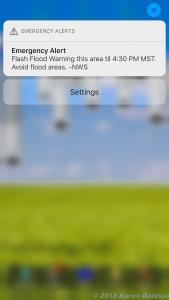 5 8 19 Hail storm Prescott AZ (1 of 1)