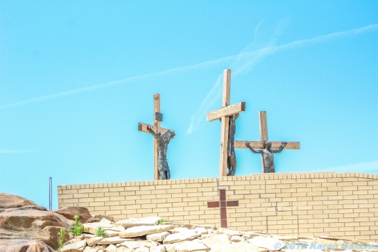 Cross of our Lord & Stations of the Cross Groom TX (3 of 7)