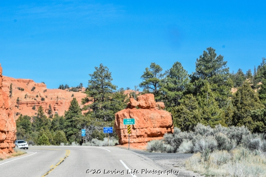 3 29 17 Driving to Bryce Canyon NP and Best Western Ruby Inn UT (50 of 74)
