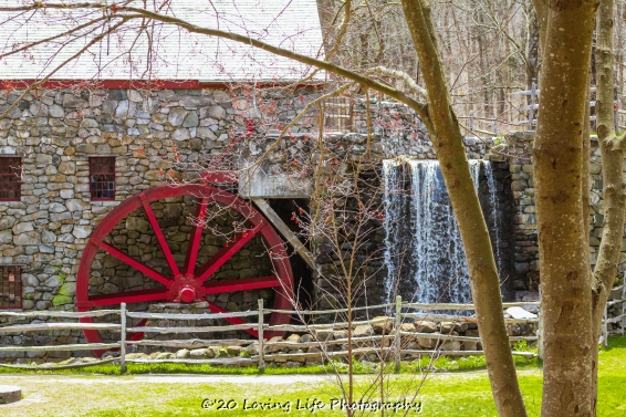 4 29 20 Longfellow's Wayside Inn Grist Mill & Waterfall Sudbury MA (25 of 25)