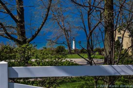5 22 18 On the road from Kimberly WI to Chicago IL Windpoint Lighthouse Racine WI (2 of 11)