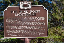 5 22 18 On the road from Kimberly WI to Chicago IL Windpoint Lighthouse Racine WI (4 of 11)