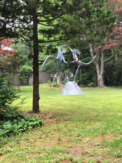 7 10 20 Private Sculptures Ogunquit ME Jonathan Barofsky 5