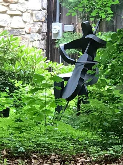 7 10 20 Private Sculptures Ogunquit ME Jonathan Barofsky