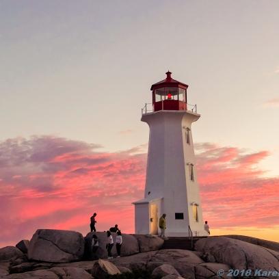 Peggy's Cove Nova Scotia Sunset (15 of 32)